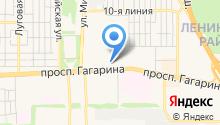 Add Note на карте