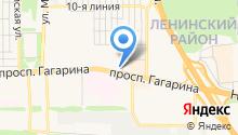 DENIZ на карте