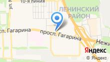 Karusel на карте