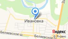 Артель на карте