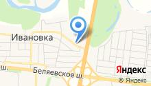 Пчеловодческий магазин на карте