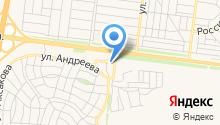 Крепмаркет на карте