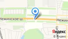 BRP Центр Оренбург на карте