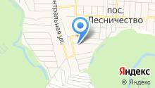 Адвокатский кабинет Глебовой Ю.И. на карте