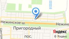 Orenyoga на карте
