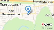 Диа Скан на карте
