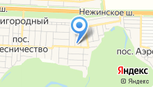 Храм Серафима Саровского на карте