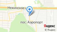СДЮСШОР №1 им. Н.С. Гейтца на карте