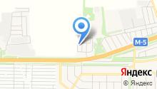 Золотой квартал на карте