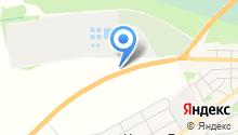 Кедровый дом на карте