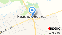 Сельская врачебная амбулатория на карте