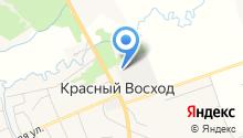 Крестьянский Дом на карте