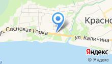 Специализированная стоянка на карте