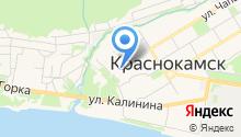 Территориальный орган Федеральной службы государственной статистики по Пермскому краю на карте