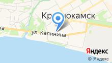 Калинина, 16, ТСЖ на карте