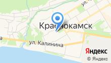 Магазин-кулинария на карте