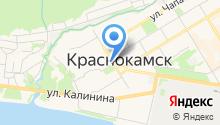 Кадастровый инженер Бражникова Т.В. на карте