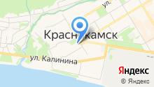Дворец культуры Гознака, МБУ на карте