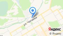 Общественная приемная депутата Законодательного собрания Пермского края Чечеткина Ю.В. на карте