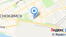 Союз на карте
