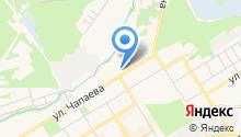 Следственное Управление Следственного комитета РФ по Пермскому краю на карте