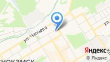 Изуминка на карте
