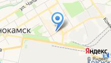 Дума Краснокамского городского поселения на карте