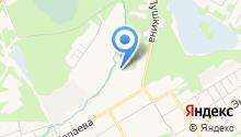 Верхне-Курьинский геронтологический центр на карте