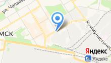 Газпром газораспределение Пермь, ЗАО на карте