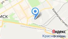 РОДИНА на карте