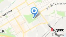 Ямакаси на карте