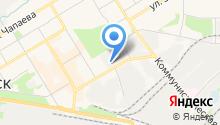 Краснокамское городское общество охотников и рыболовов на карте