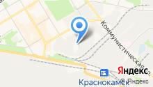 arendakrasnokamsk.ru - Посуточная аренда квартир в Краснокамске на карте