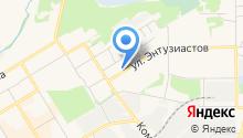 Мастерская-магазин тканей и фурнитуры на карте