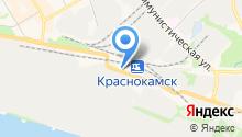 ИНПК на карте