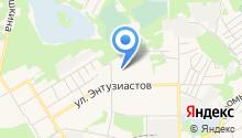 Ресурсный центр на карте