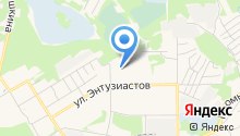 Центр поддержки предпринимательства на карте