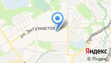 Единая дежурно-диспетчерская служба Краснокамского муниципального района на карте