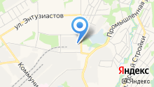 К59 на карте
