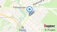 Краснокамская адаптивная школа-интернат на карте