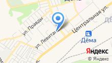 Магазин автозапчастей ВАЗ, Hyundai, Daewoo на карте