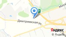 База №1 на карте
