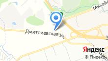 ТТК на карте