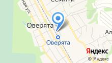 Пермская пригородная компания на карте