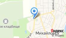 Храм Святого Михаила Архангела на карте