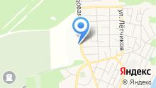 Белый клён на карте