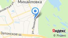 Юлчы на карте