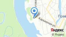 Противопаводковый штаб №2 на карте