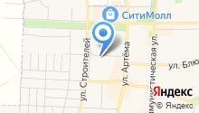 Ансат на карте
