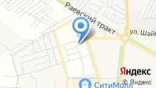 Juliya Trozenko на карте
